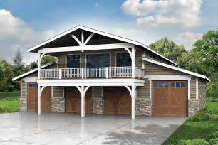 new 2 story garage plan with recreation room associated
