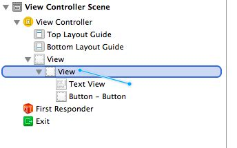 xcode bottom layout guide keyboard ios add spacing constraint to superview in xcode 5