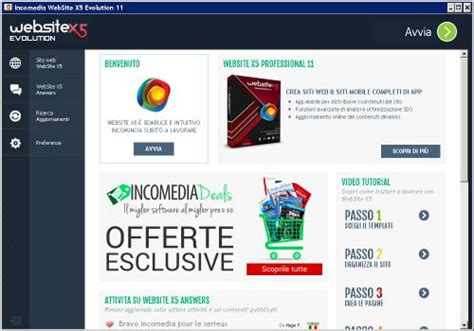 tutorial website x5 evolution 9 incomedia website x5 evolution full t 252 rk 231 e indir 12 0 9 30