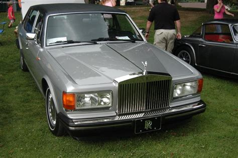 Rolls Royce Silver Spur Price by 1991 Rolls Royce Silver Spur Pictures History Value