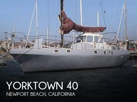 40 foot boats for sale in california yorktown 40 sailboat for sale in newport beach ca for