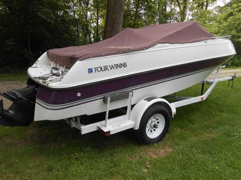 are four winns boats good four winns 195 cuddy 1995 for sale for 4 250 boats from