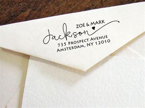 Custom Stamp, Return Address Stamp, Self Inking Stamp