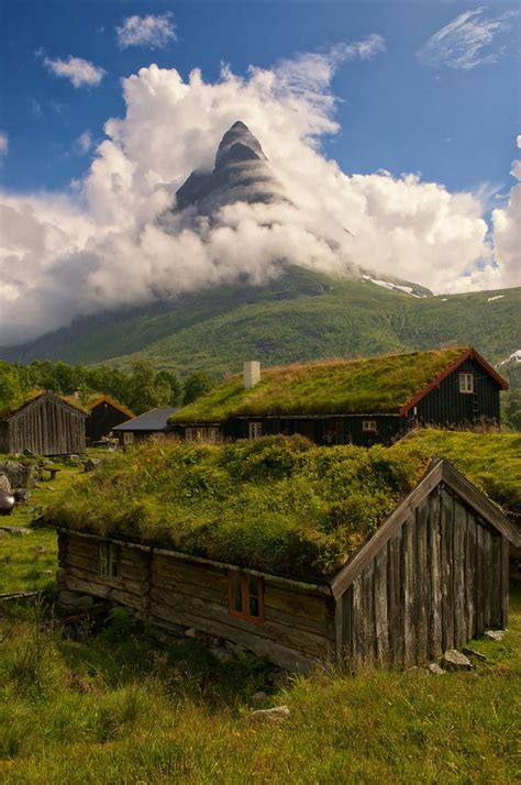 pics  fairy tale architecture  norway