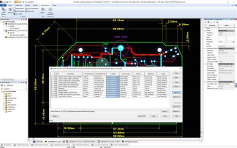 pcb layout software review pcb design software cadstar zuken csk