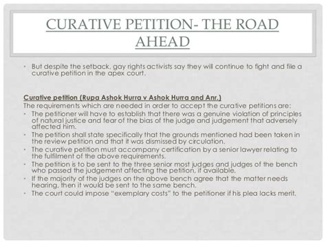 section 377 curative petition the naz foundation case section 377 interlinking and