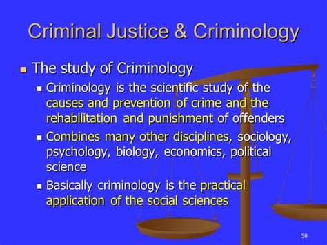 introduction to criminal justice ppt