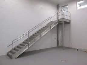 treppen aus stahl stainless steel stairs marathon cheese