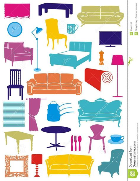 home items household items royalty free stock photography image