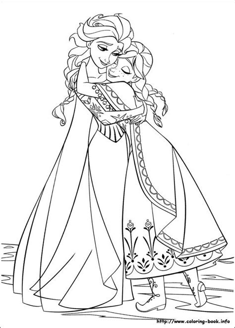 frozen coloring pages and activities 25 best ideas about elsa anna on pinterest elsa olaf