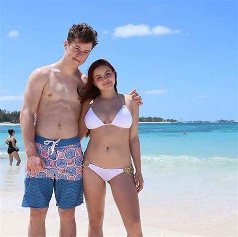Beach Style Home Decor ariel winter wears bikini in bahamas instyle com