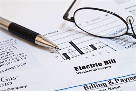 Assistance With Light Bill by Broadening The Reach Of Home Efficiency Through On Bill