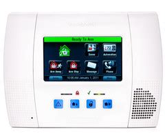 Which Honeywell Alarm Panel is compatible with Z Wave?   Alarm Grid
