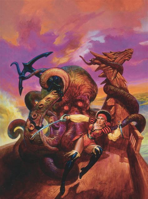 Dragonlance Jeff Easley By Krynn by Artist Jeff Easley On Dragons And