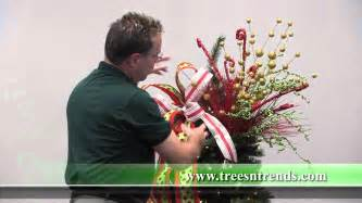 how to decorate a christmas tree trees n trends unique