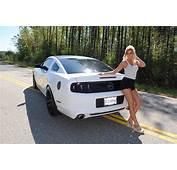 2015 Ford Mustang Supercar Superstreet Ashley Arrington
