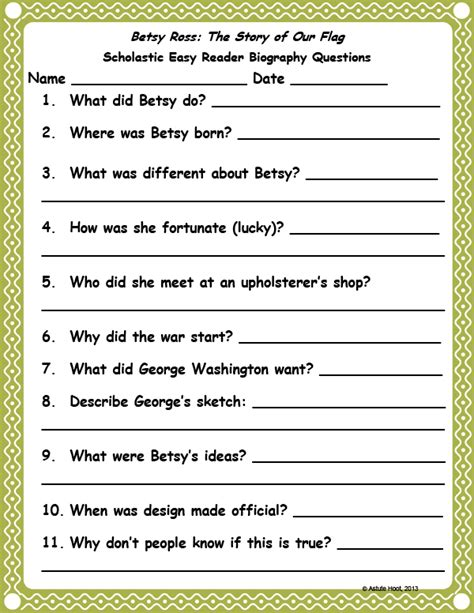 biography writing unit biography unit common core reading and writing k 1st