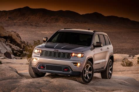 2017 Jeep Grand Trailhawk Hiconsumption