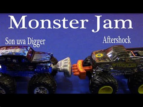 Jam X Aftershock jam uva digger with and aftershock with x both include battle slammers