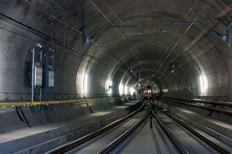 The Tunnel 2016 gotthard base tunnel