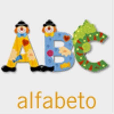 lettere alfabeto divertenti aprende italiano l alfabeto el abecedario