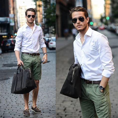 Kaos Levis 501 Putih Ft4q tips dan cara memakai celana pendek pria yang keren