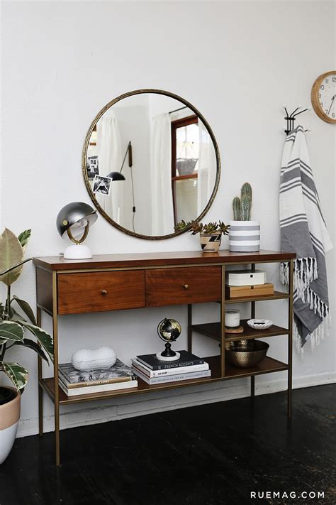 entry way table decor 17 best ideas about entryway console table on pinterest