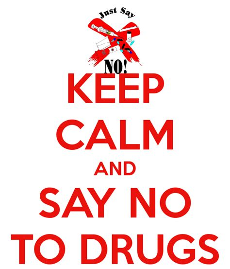 8 Reasons To Say No To Drugs by January 2014