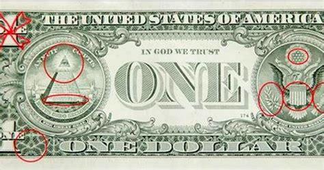 imagenes ocultas en el billete de un dolar 11 mensajes impresionantes escondidos en el billete del