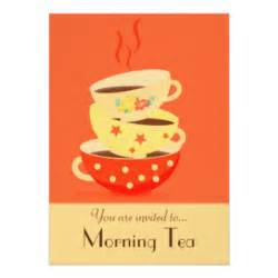 Morning Tea Invitation Template Free by 64 Morning Tea Invitations Morning Tea Announcements
