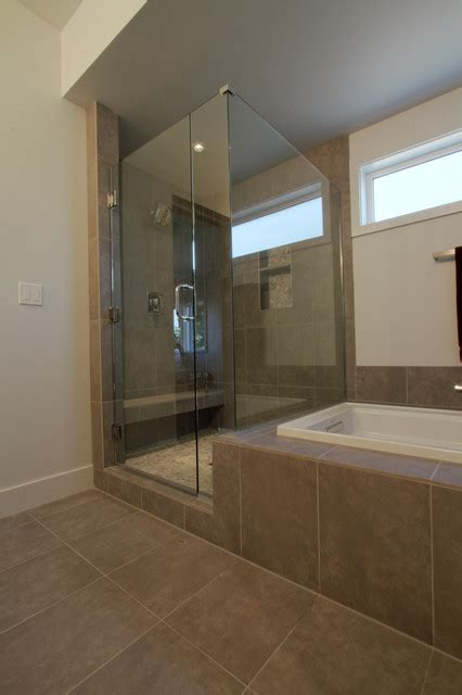 urban modern spa like master bathroom modern bathroom