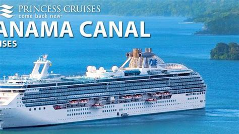 panama canal cruise  inclusive days  airfare
