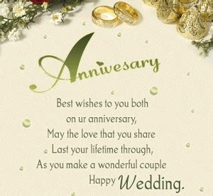 Wedding Quotes In For Friends by Anniversary Quotes For Friends Quotesgram