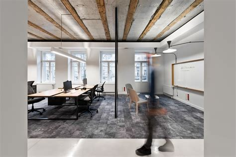 Arch Studio by Treatwell Office Plazma Architecture Studio Archdaily