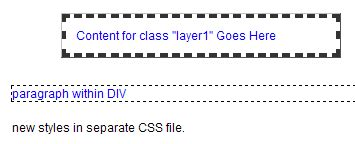 layout css masking enabled an overview of css in dreamweaver 8 visual display in
