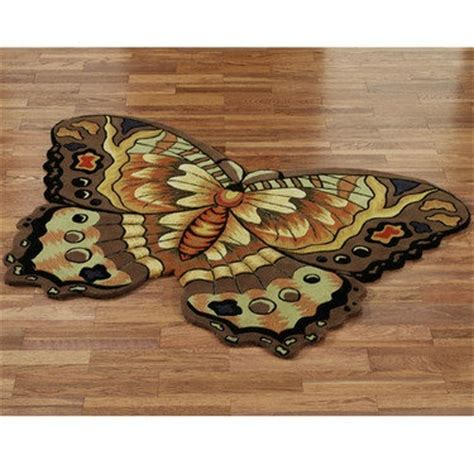 Butterfly Shaped Rug Buy It Pinterest Butterfly Rugs For