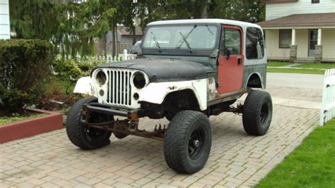 Jeep Wrangler Build 90 Yj Frame And Build Up By Lovett86 Jeep