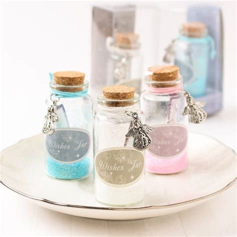 Home Made Halloween Decoration Ideas baby shower angel wishing jar