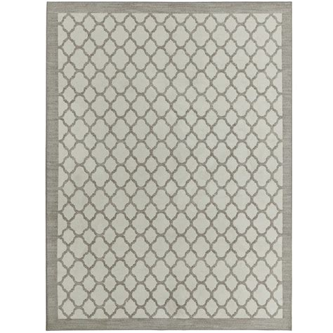 10 x 13 ft area rug home decorators collection murphy grey 10 ft x 13 ft