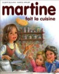 martine fait la cuisine martine tome 24 martine fait la cuisine babelio