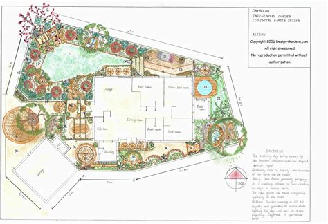 house and landscape design software lovely midwest living house plans 3 desert landscape design software free blandscape