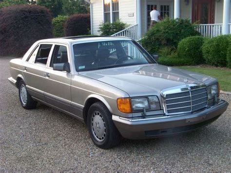 auto air conditioning service 1991 mercedes benz s class lane departure warning sell used 1991 mercedes 350 sdl turbo diesel sedan exceptional condition in cobello south