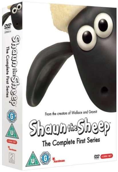 Dvd Shaun The Sheep Season 3 Complete Series shaun the sheep complete series 1 dvd zavvi