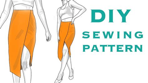 sewing pattern maker android app making a tulip skirt sewing pattern from a block pattern