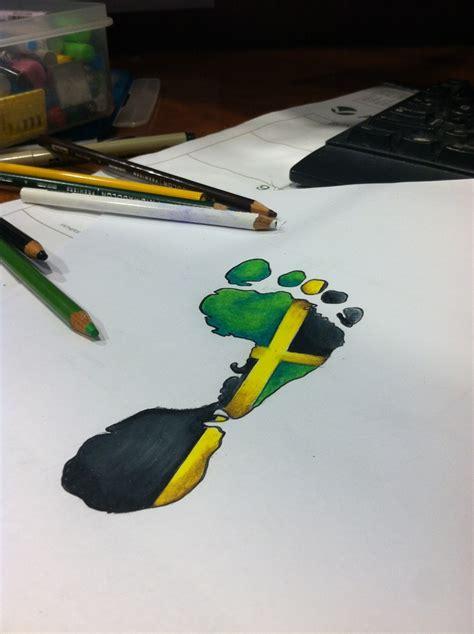 jamaica tattoo 25 best ideas about jamaican tattoos on palm