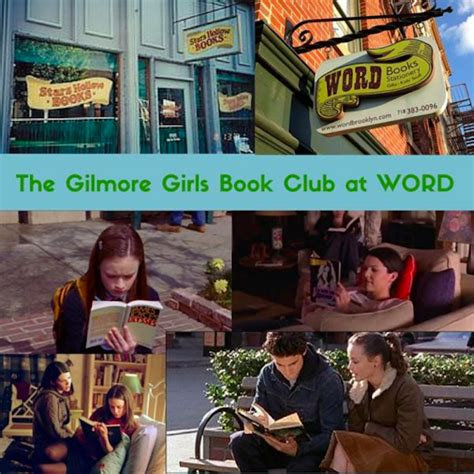 Rory Gilmores Book Club read like rory at this gilmore book club
