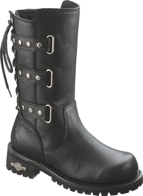 bike riding boots best 25 womens harley davidson boots ideas on pinterest