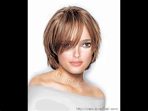 haircut to thin hairstyles crop haircuts for thin fine hair picture