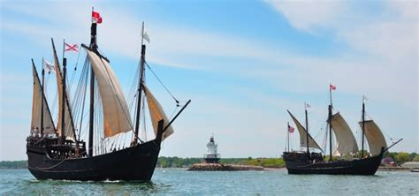 facts about christopher columbus boats treasure hunters find christopher columbus santa maria