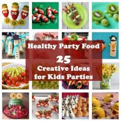 creative christmas party food ideas